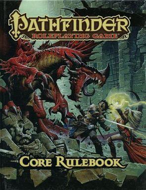 【中古】ボードゲーム パスファインダー コア ルールブック(PATHFINDER Core Rulebook)