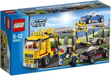 【中古】おもちゃ LEGO カーキャリアー 「レゴ シティ」 60060