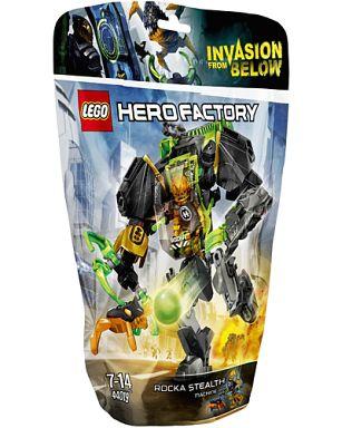 【中古】おもちゃ LEGO ロッカ・ステルスマシーン 「レゴ ヒーロー・ファクトリー」 44019