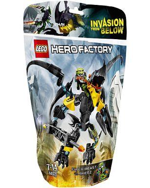 【中古】おもちゃ LEGO フライヤー・ビースト VS ブリーズ 「レゴ ヒーロー・ファクトリー」 44020