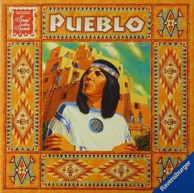 【中古】ボードゲーム プエブロ(Pueblo)