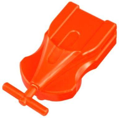 【中古】おもちゃ BB68 ベイランチャー(メタリックオレンジ)