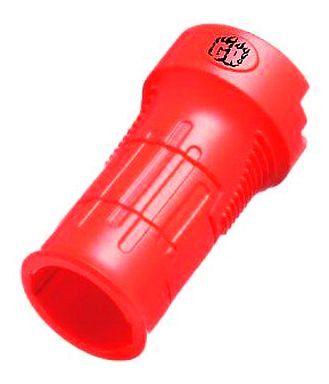 【中古】おもちゃ BB61 グリップラバー(レッド) 「メタルファイト ベイブレード」