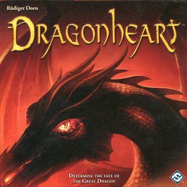 【中古】ボードゲーム ドラゴンハーツ(Dragon Heart)