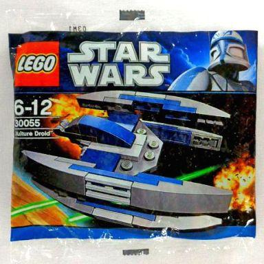 【中古】おもちゃ LEGO ミニヴァルチャードロイド 「レゴ スター・ウォーズ」 30055