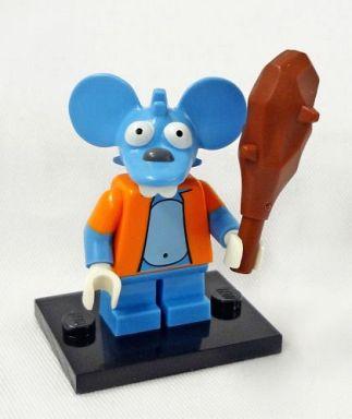 【中古】おもちゃ イッチー 「LEGO ミニフィギュア ザ・シンプソンズシリーズ 71005」