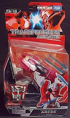 【中古】おもちゃ TA-12 アーシー 「トランスフォーマーズ アニメイテッド」