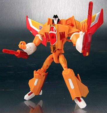 【中古】おもちゃ TA-35 ディセプティコンサンストーム「トランスフォーマーアニメイテッド」