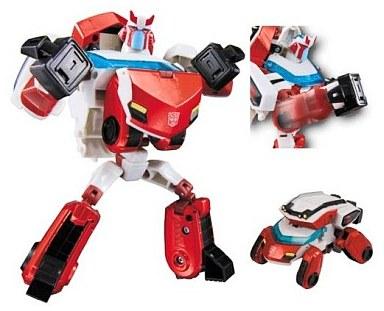 【中古】おもちゃ TA-40 ラチェット サイバトロンモード「トランスフォーマーアニメイテッド」