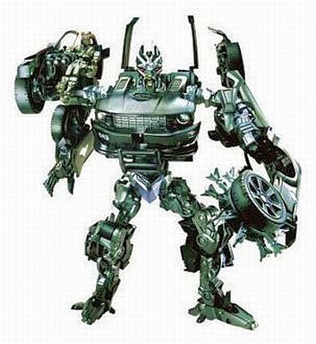【中古】おもちゃ RD-24 ディセプティコン バリケード&フレンジー 「トランスフォーマームービー」