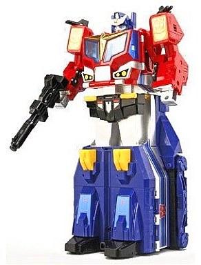 【中古】おもちゃ スターコンボイ「トランスフォーマー」復刻版 C-372