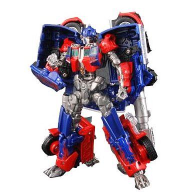【中古】おもちゃ TS-01 オプティマスプライム 「トランスフォーマー ムービー スキャニング」
