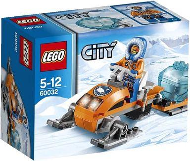 【中古】おもちゃ LEGO スノーモービル 「レゴ シティ」 60032