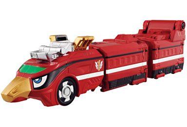 【中古】おもちゃ ゴーオンジャーレッシャー 「烈車戦隊トッキュウジャー」 烈車合体シリーズEX