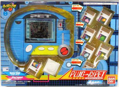 【中古】おもちゃ プラグインペット 熱斗カラー 「ロックマンエグゼ」
