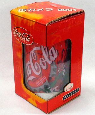 【中古】おもちゃ コカ・コーラ 缶カメラ 2001