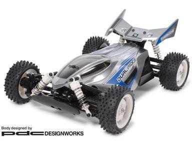 【中古】ラジコン 車(本体) ラジコン 1/10 デュアルリッジ (TT-02Bシャーシ) 「電動RCカーシリーズ」 [58596]