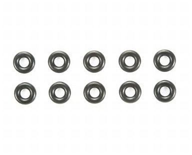 【中古】ラジコン 車(パーツ・アクセサリ) ラジコン用 AO-5042 3mmOリング黒(10個入) 「カスタマーサービスオリジナルパーツ」 [84195]