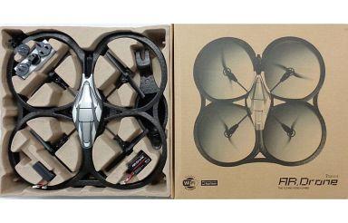 【中古】ラジコン ドローン(本体) ラジコン Parrot AR Drone -エイアール・ドローン-(グレー) [PF720002]
