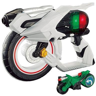 【中古】おもちゃ 車輪回転銃 DXゼンリンシューター 「仮面ライダードライブ」