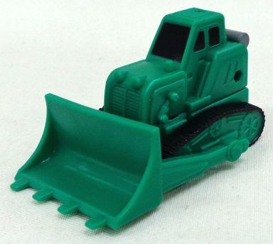 【中古】おもちゃ 4.ブルドーザー(緑) 「合体建機」