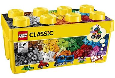 クラシック 10696 黄色のアイデアボックス プラス