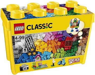 【新品】おもちゃ LEGO 黄色のアイデアボックス(スペシャル) 「レゴ クラシック」 10698