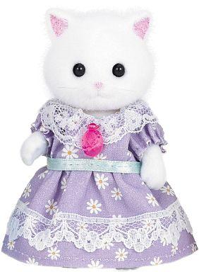 【中古】おもちゃ ペルシャネコのお母さん 「シルバニアファミリー」