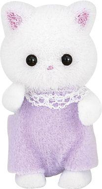 【中古】おもちゃ ペルシャネコの赤ちゃん 「シルバニアファミリー」