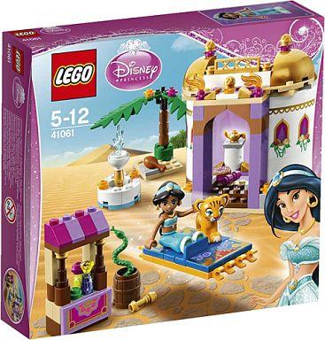 【中古】おもちゃ LEGO アラジン ジャスミンのエキゾチックパレス 「レゴ ディズニー・プリンセス」 41061