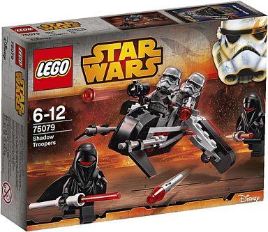 【中古】おもちゃ LEGO シャドウ・トルーパー 「レゴ スター・ウォーズ」 75079