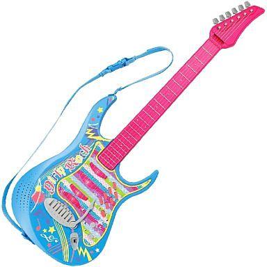 【中古】おもちゃ [ランクB] アイカツ! ガーリーロックギター