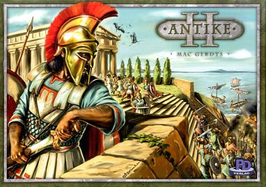【中古】ボードゲーム 古代 II (Antike II)