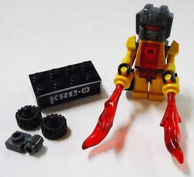 【中古】おもちゃ Kre-O シンジ 「クレオ トランスフォーマー マイクロチェンジャーコレクション」
