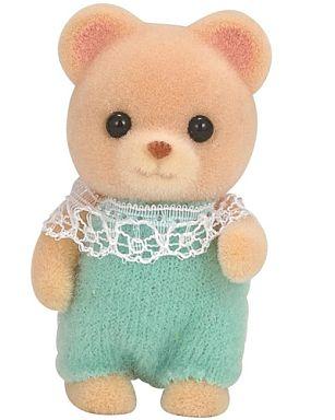 【中古】おもちゃ クマの赤ちゃん 「シルバニアファミリー」