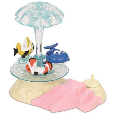 【中古】おもちゃ 海辺のメリーゴーランド 「シルバニアファミリー」