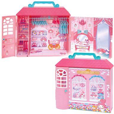【中古】おもちゃ マイメロディだいすき リカちゃんドレスルーム 「リカちゃん」