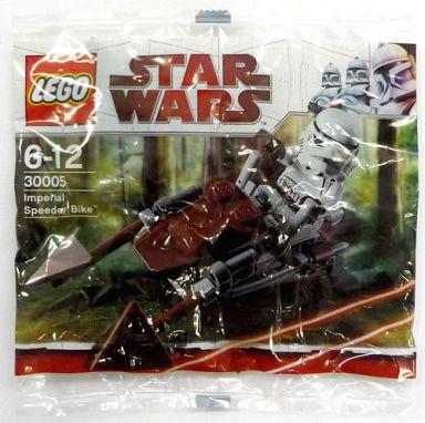 【中古】おもちゃ LEGO インペリアル・スピーダーバイク 「レゴ スター・ウォーズ」 30005