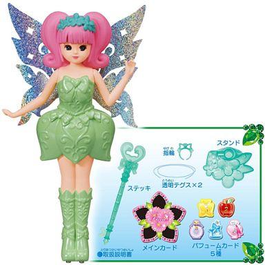 【中古】おもちゃ ひらひらとぶよ 妖精リカちゃん(グリーン) 「リカちゃん」