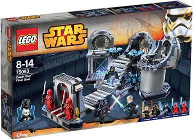 【中古】おもちゃ LEGO デス・スター 最後の決戦 「LEGO スター・ウォーズ」 75093
