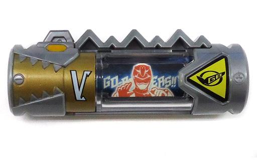 【中古】おもちゃ [単品] ゴーバスターズ 「獣電戦隊キョウリュウジャー」 スーパー戦隊獣電池セット01同梱品