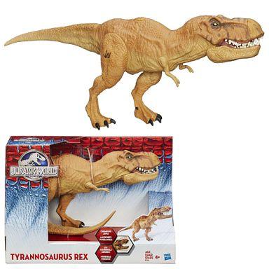 ジャイアント チョンピング ティラノサウルスレックス アクション