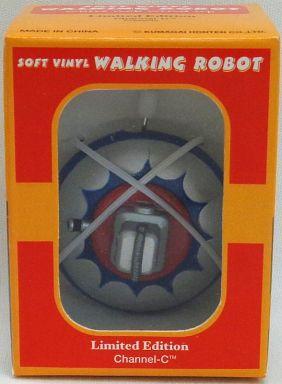 【中古】おもちゃ VR01S 「SOFT VINYL WALKING ROBOT」