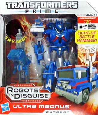 【中古】おもちゃ ウルトラマグナス 「トランスフォーマープライム」 ROBOTS IN DISGUISE