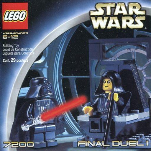 【中古】おもちゃ LEGO FINAL DUEL I -最後の決闘I- 「レゴ スター・ウォーズ」 7200