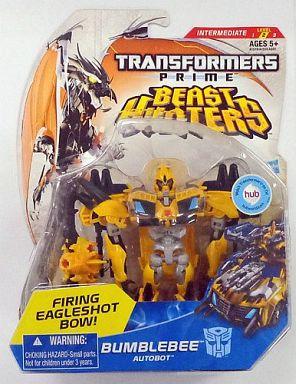 【中古】おもちゃ [ランクB] BUMBLEBEE -バンブルビー- 「トランスフォーマープライム ビーストハンターズ」 デラックスクラス シリーズ2 No.1