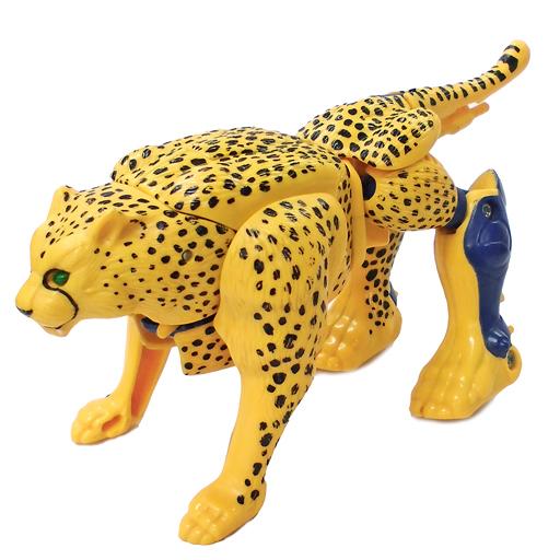 【中古】おもちゃ [箱・付属品欠品] C-3 チータス 「トランスフォーマー ビーストウォーズ」