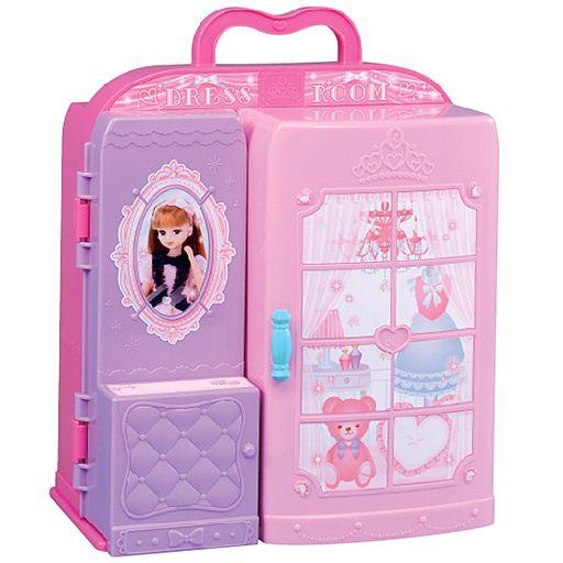 【新品】おもちゃ リカちゃんハウス ドレスルーム 「リカちゃん」