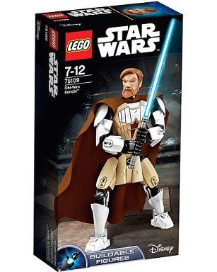 【中古】おもちゃ LEGO オビ=ワン・ケノービ 「レゴ スター・ウォーズ」 75109