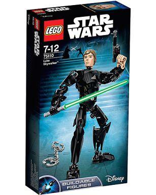 【中古】おもちゃ LEGO ルーク・スカイウォーカー 「レゴ スター・ウォーズ」 75110